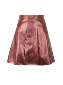 Perfectly Panelled Skirt