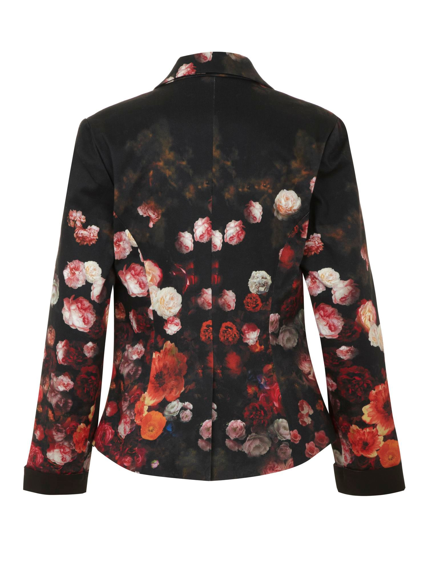 The Funky Florals Jacket