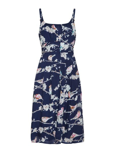Uttam Boutique Bird print dress