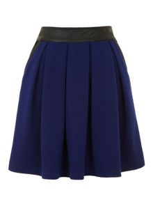 The Pleats & Pockets Skirt
