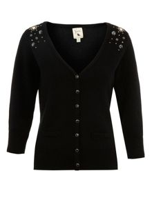 The Bejewelled Cardigan