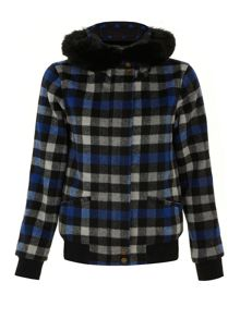 Yumi Check It Out Jacket