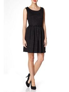 Mela Little Black Party Dress