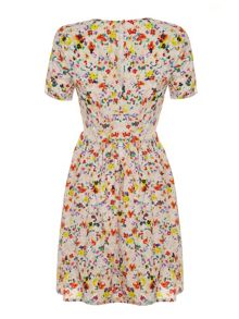 Uttam Boutique Kadinsky ditsy floral dress