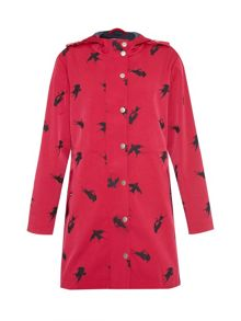 Uttam Boutique Bird print mac