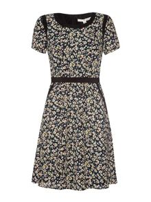 Uttam Boutique Ditsy Floral Dress