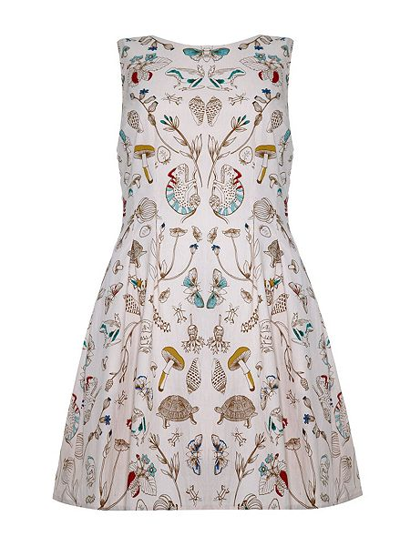 Botanical Specimen print dress £48 from Yumi