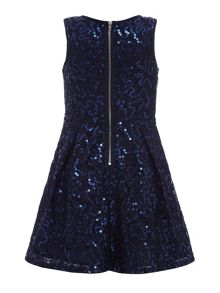 Yumi Girls Girls majestic sequin dress
