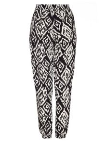 Mela Loves London Aztec Print Trousers