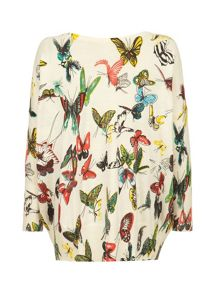 Butterfly jumper