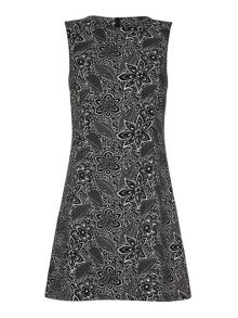 Mela Loves London Lace sleeveless dress