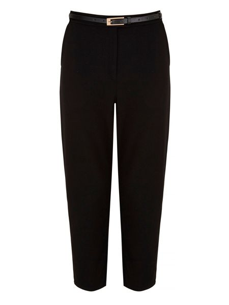 Yumi Cropped Trousers
