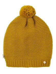 Yumi Knitted Bobble Hat
