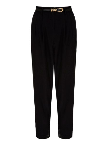 Uttam Boutique Pleated Trousers