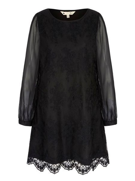 Yumi Lace Tunic Dress