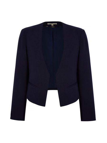 Uttam Boutique Ponte Tailored Jacket