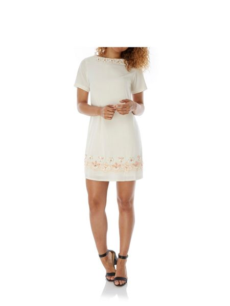 Yumi Embellished Shift Dress