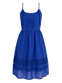 Yumi Cotton Crochet Summer Dress