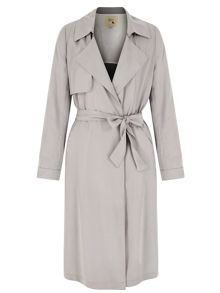 Slouch Trench Coat