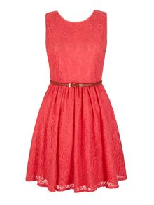 Yumi Lace Day Dress