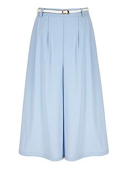 Wide Leg Culottes with belt