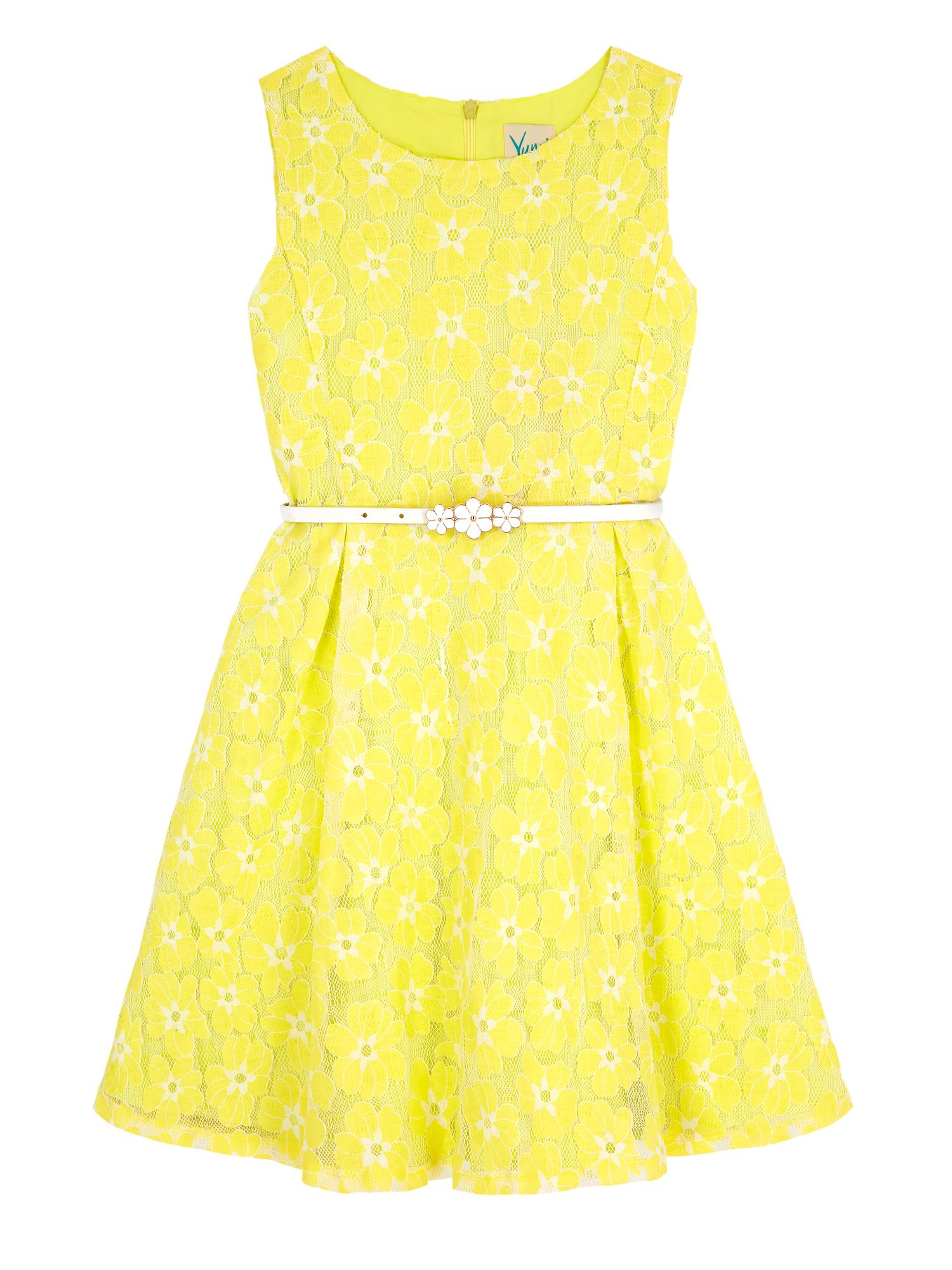 Yellow Dresses Girls | Dress images