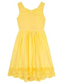 Girls' Yellow Dresses :: Shop Girls' Dresses :: House of Fraser