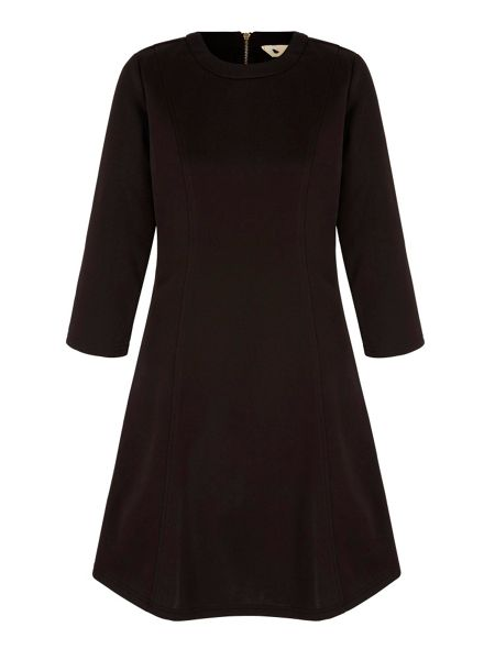 Yumi Long Sleeve Skater Dress