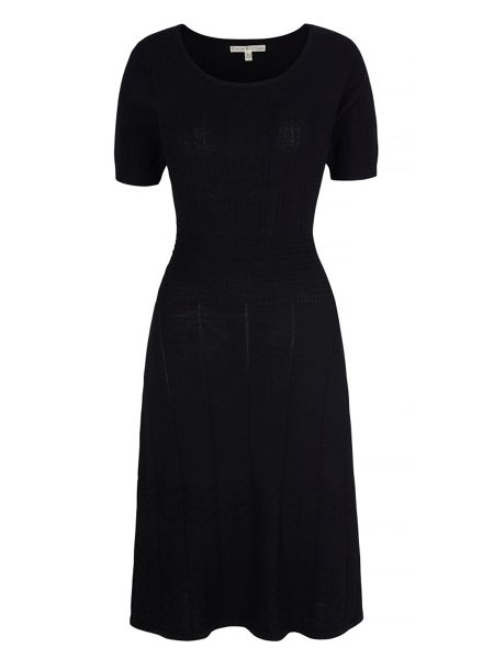 Uttam Boutique Knitted Midi Dress