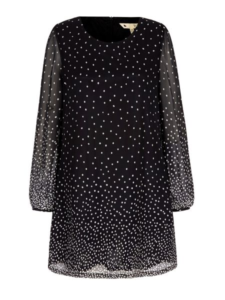 Yumi Polka Dot Tunic Dress
