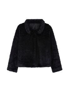 Yumi Girls Girls Faux Fur Jacket