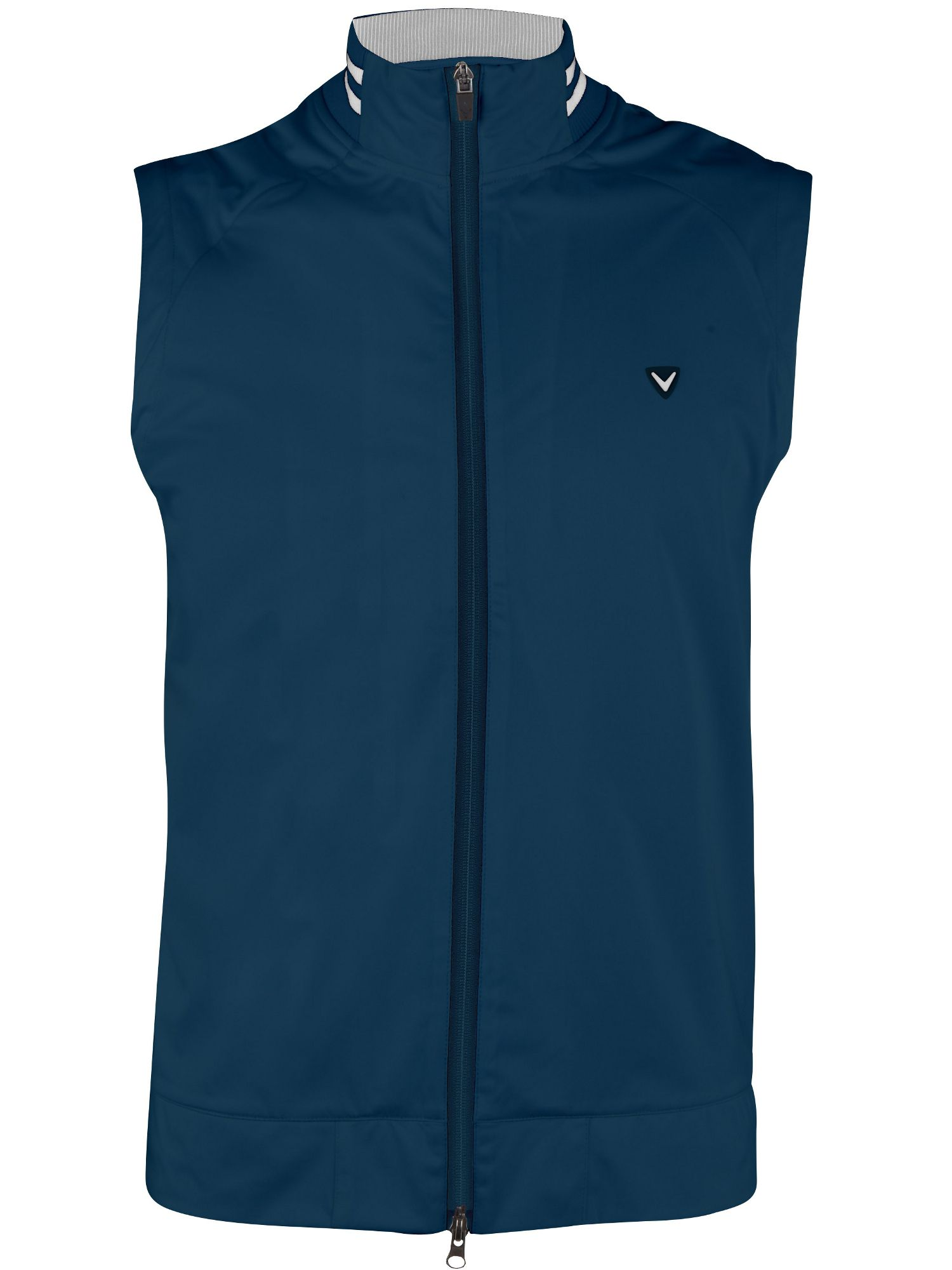 Full zipped windstopper vest