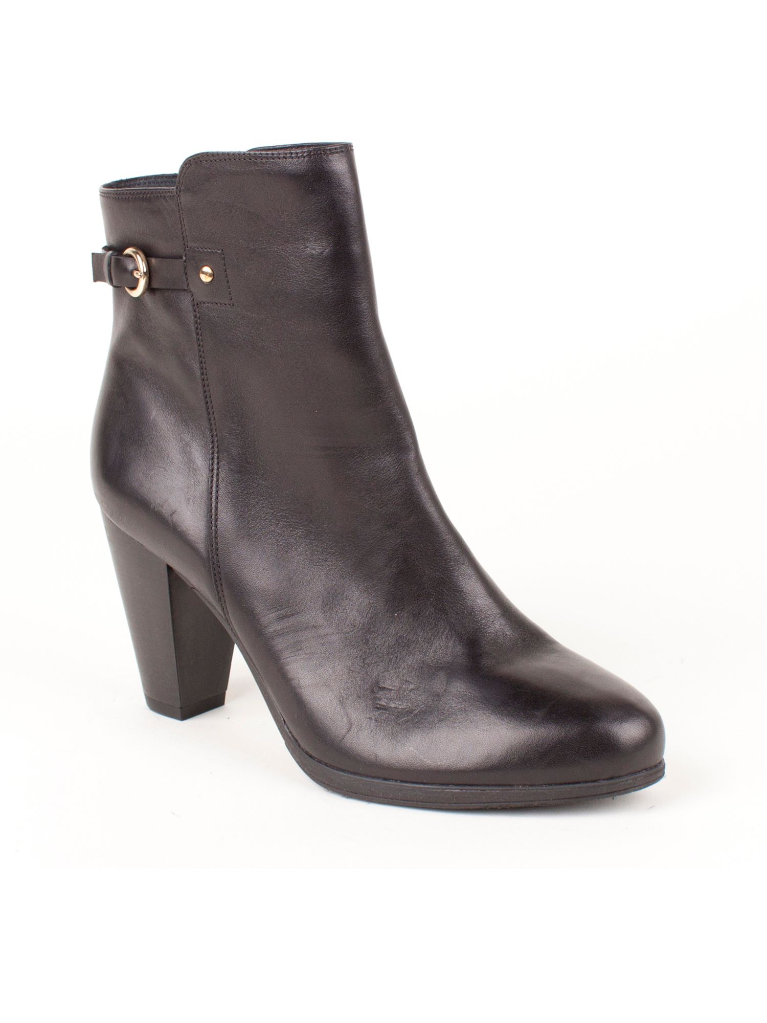 Nerina High Heeled Ankle Boot