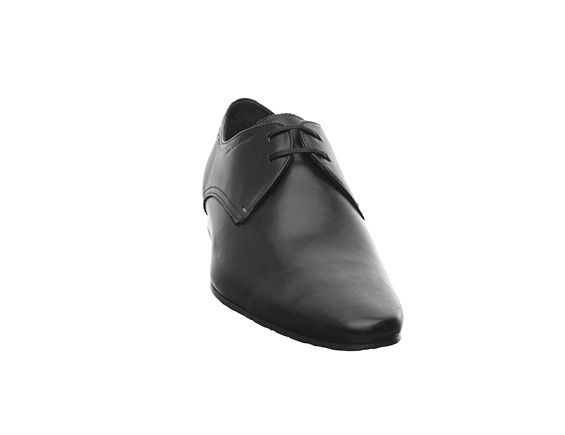 Hake slim derby lace up shoe