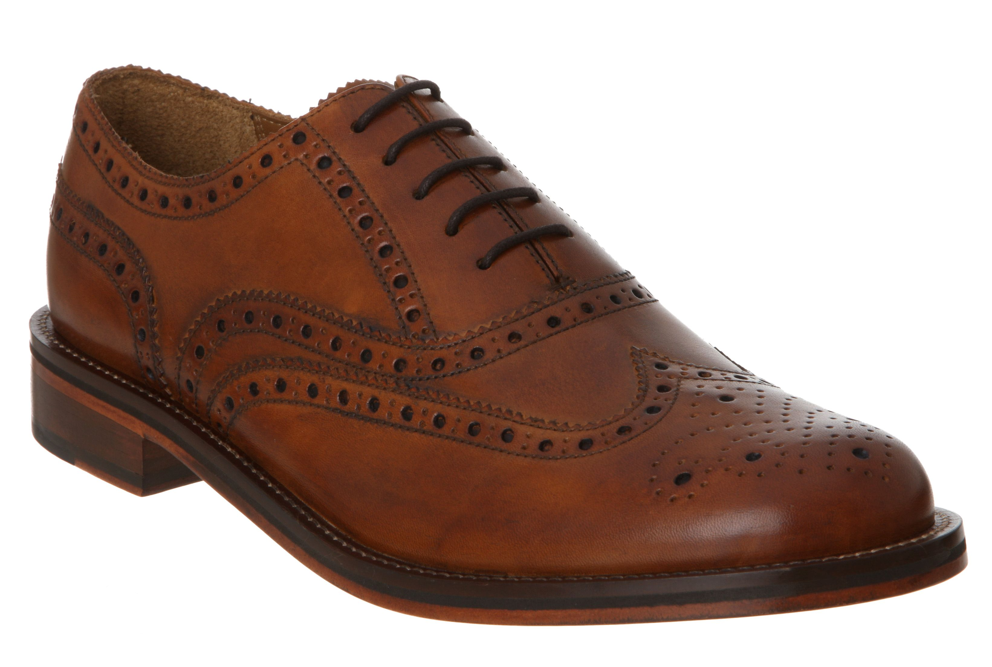 Braxton oxford brogues