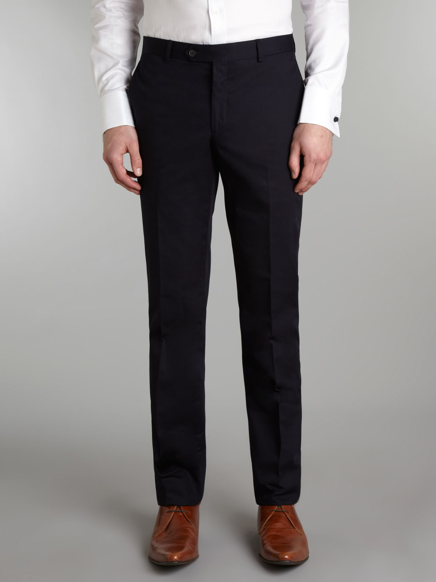 Belmont cotton trouser