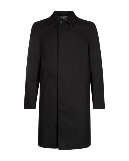Aquascutum Sheerwater single breasted raincoat