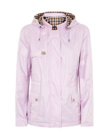 Aquascutum Club Check Reversible Hooded Jacket