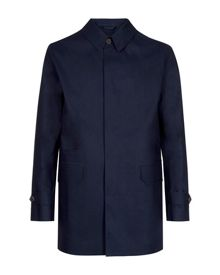 Seam sealed orwell formal trench coat