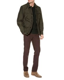 Greenlaw formal single breasted field jacket