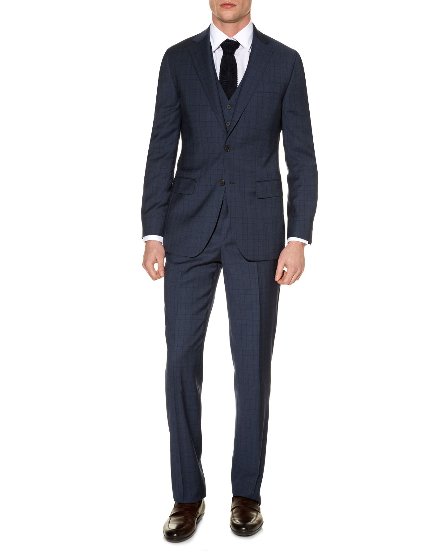 Savage chesterton three piece suit