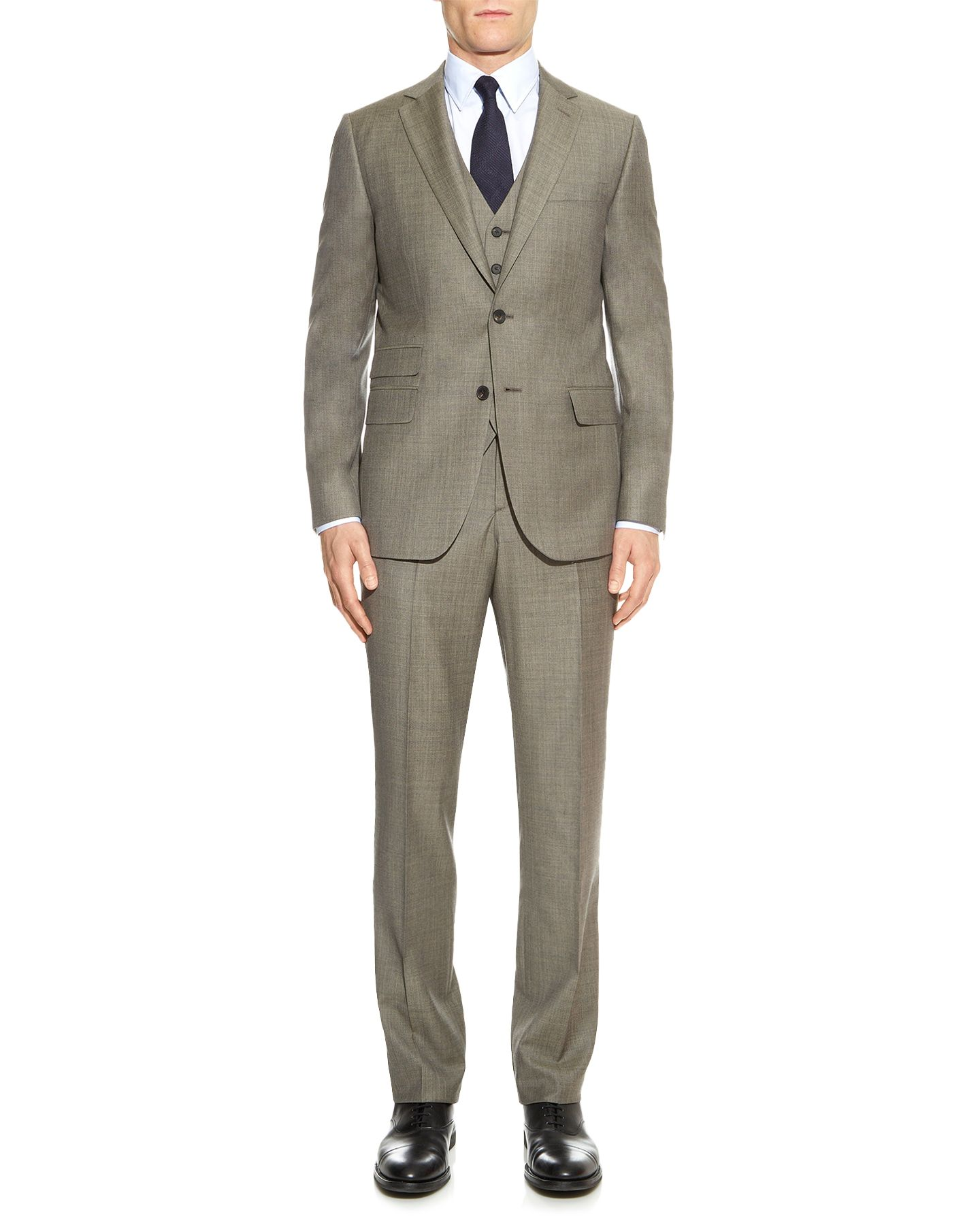 Heath egan three piece suit
