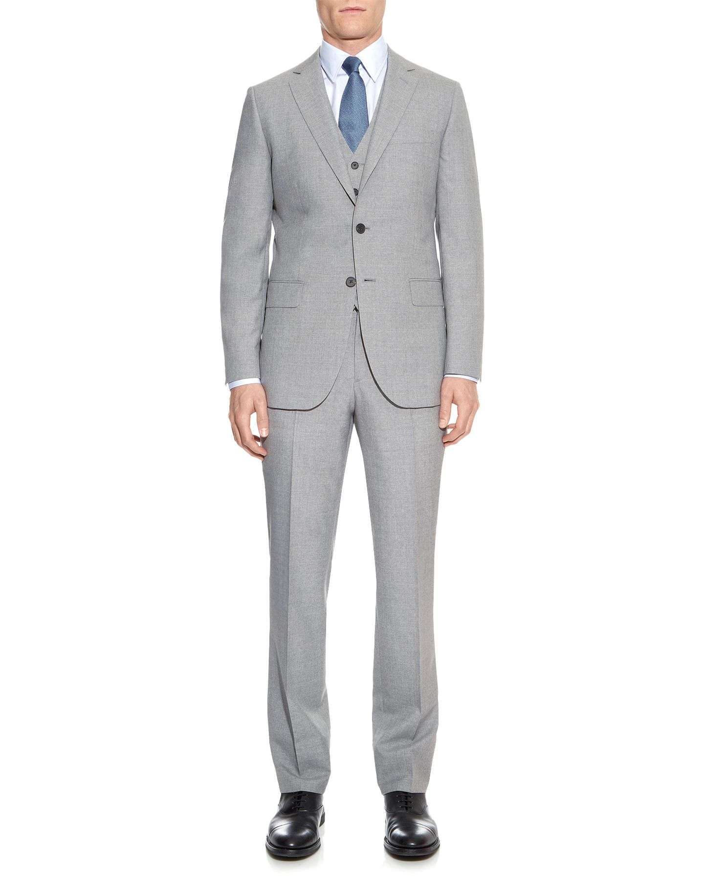 Three piece cartwright arkwell suit
