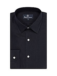 Aquascutum Holt Long Sleeve Classic Collar Shirt - Was £120.00