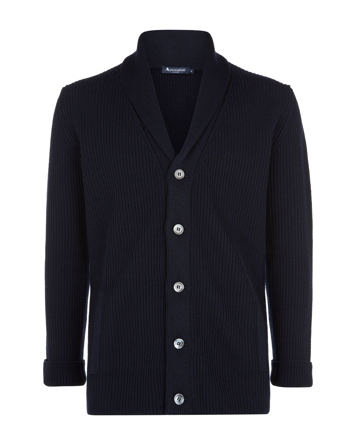 Dacre shawl collar cardigan