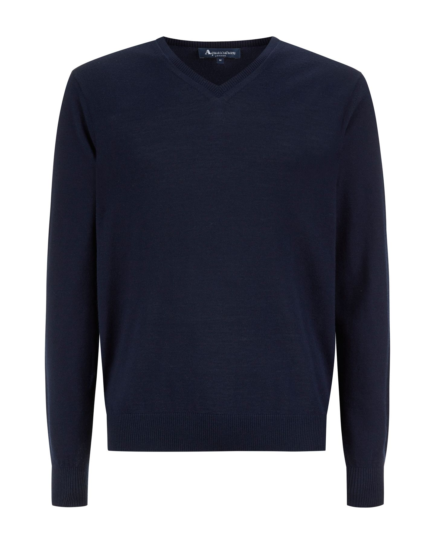 Wentworth v-neck knit