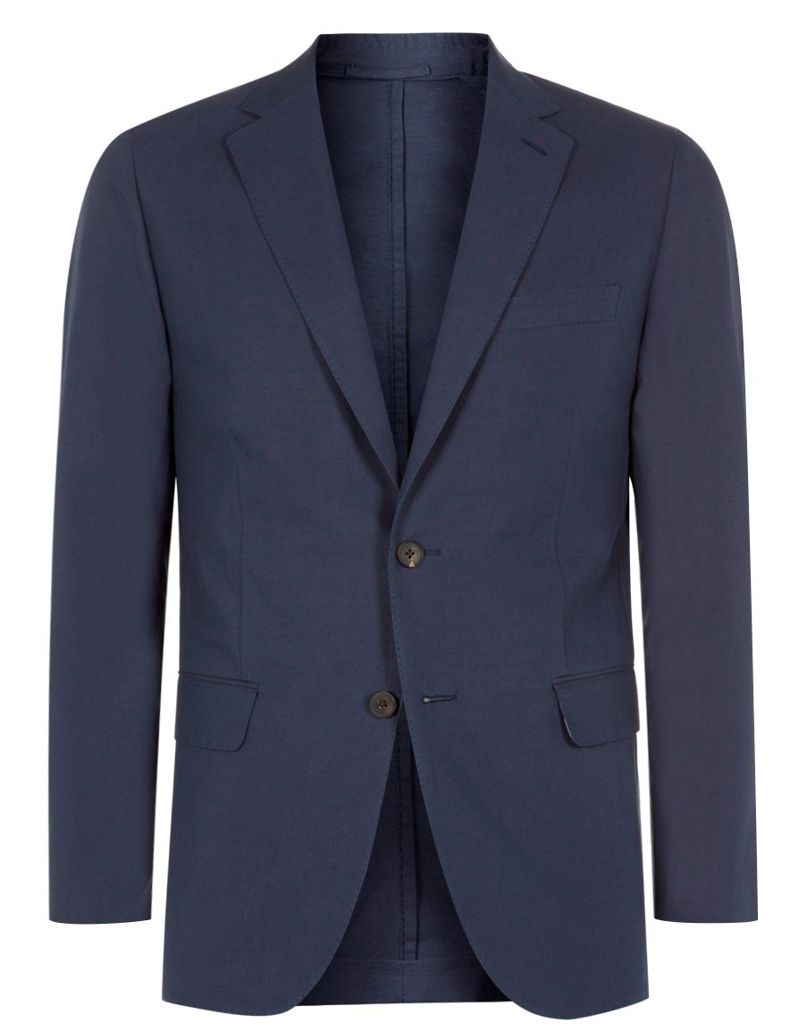 Heywood single breasted suit jacket