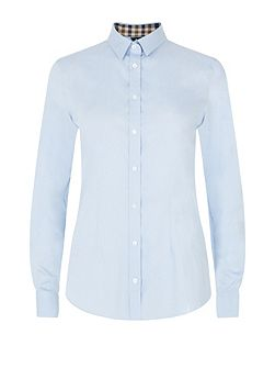 Bowten Cotton Stretch Shirt