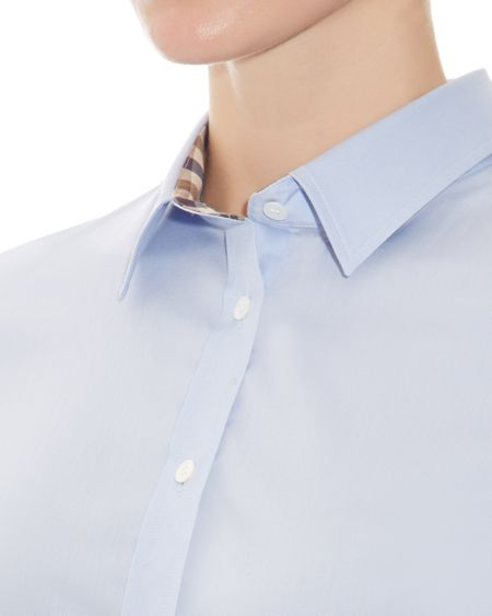 Aquascutum Bowten Cotton Stretch Shirt