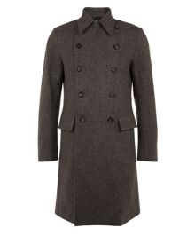 Aquascutum Underhill double breasted coat